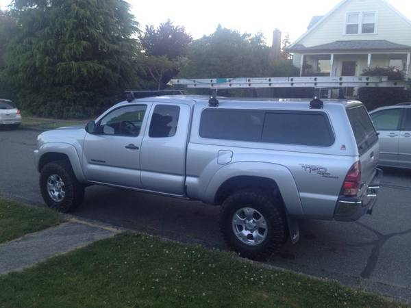 Sorry For The Py Pic But I Have A Yakima Rack On Mine