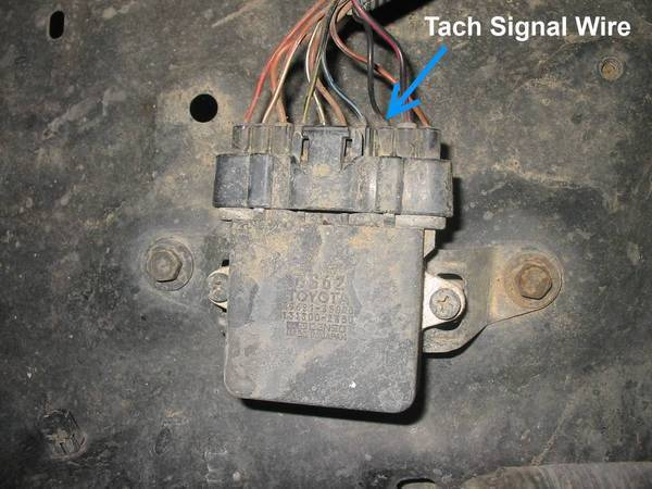 4 wire trailer wiring diagram toyota t100 1995