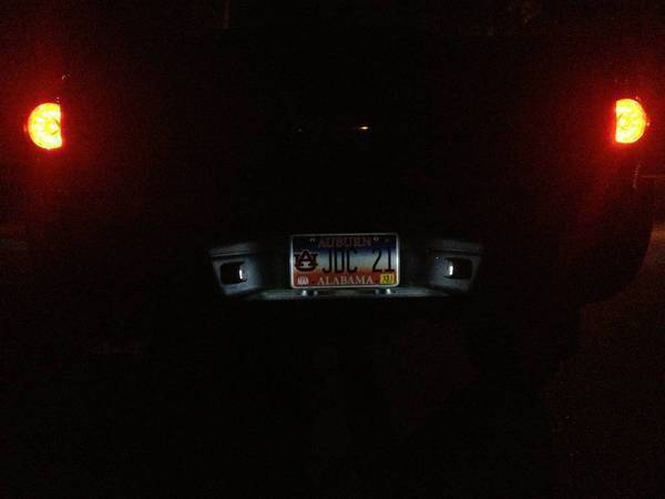 LED License Plate Bulbs