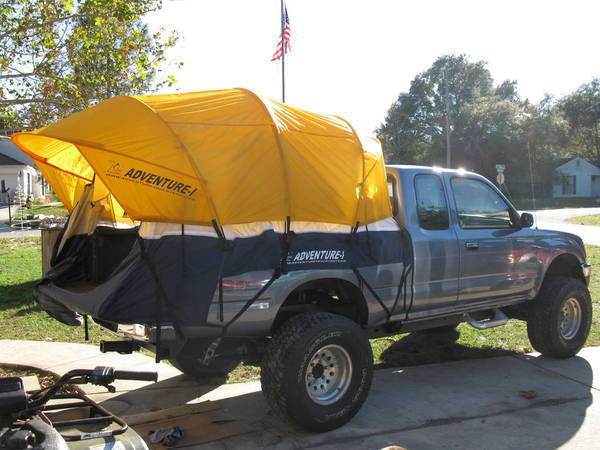 toyota tacoma tent best truck bed tents for toyota tacoma autos post. Black Bedroom Furniture Sets. Home Design Ideas