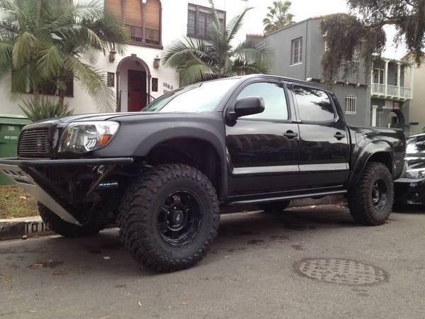 Taqoma truck