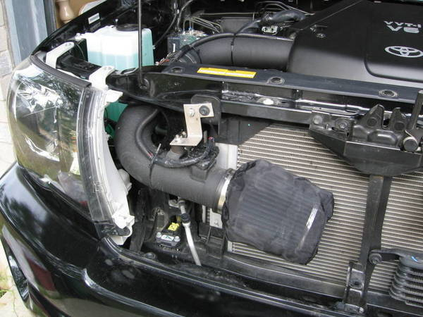 URD Cold Air Intake #1