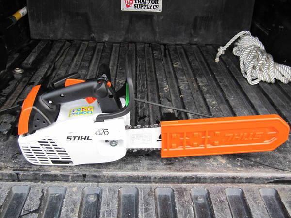 Stihl ms 192 t c e chainsaw img 20091 jpg tacoma gallery - Stihl ms 192 t ...