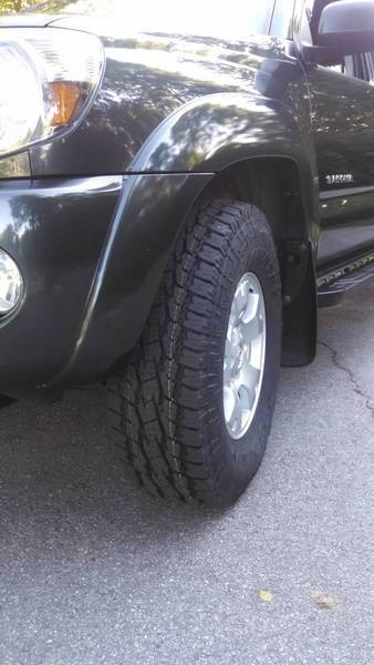 Tacoma Tonneau Cover >> TOYO OPEN COUNTRY AT II | Page 7 | Tacoma World