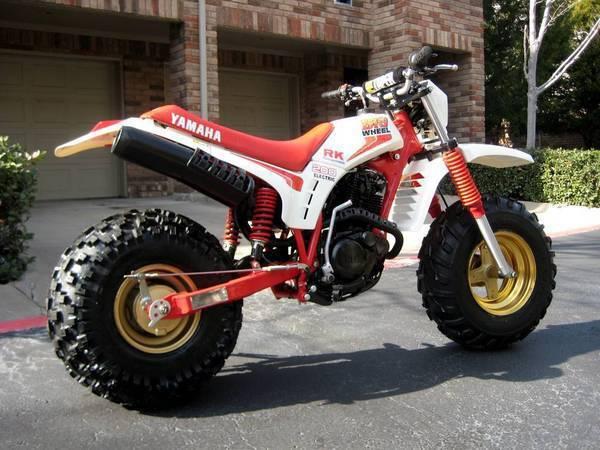 Yamaha Fat 3