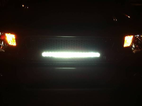 "Rigid Industries 20"" LED"