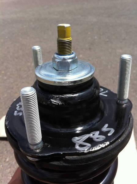 front coils