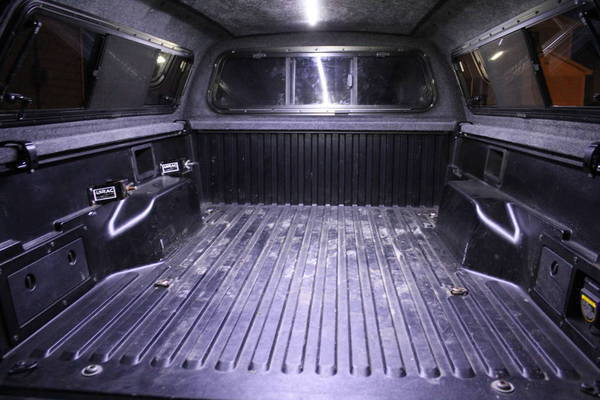 Camper Shell For Truck Camping
