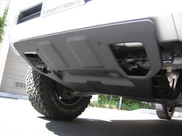 Front Skid Plate Paint It White Tacoma World