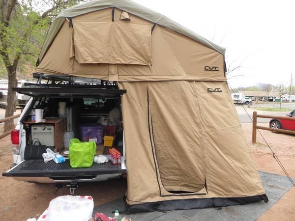 Tundra/tent 2