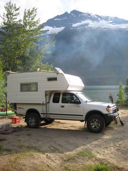 7-1/2' Import Truck Camper For Sale | Tacoma World