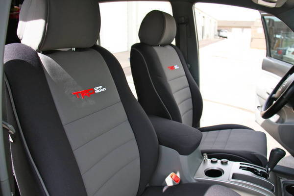 New Custom Look Seat Covers by Clazzio for your FJ ...