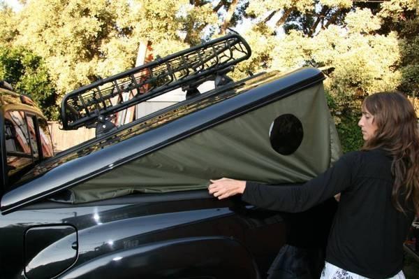 Tent For Tonneau Cover Dodge Cummins Diesel Forum