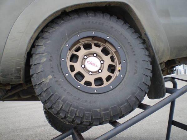 4th Gen 4runner Trd Wheels >> Trd fj bronze wheels on a tacoma   Tacoma World