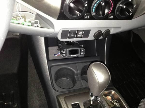 Brake Controller Position