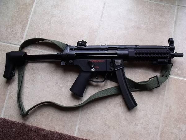Fotos - Mp5 For Sale H K Mp5k Pdw 9mm Submachinegun