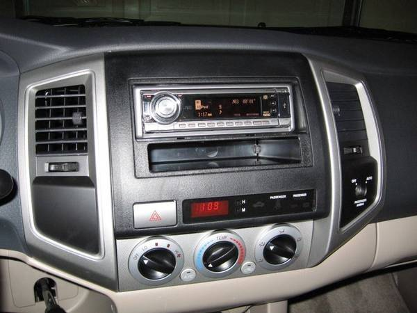 New_Deck stereo upgrade basic how to (2nd gen) tacoma world Grey Tacoma Gen 2 at gsmx.co