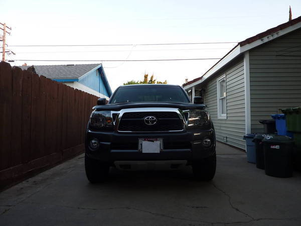 MY NEW TACOMA