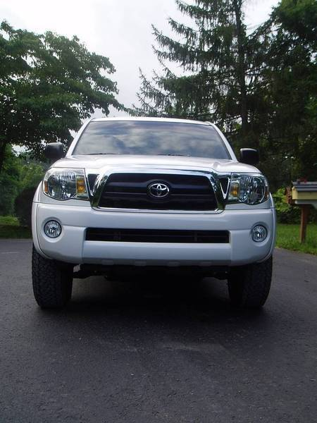 07 Tacoma TRD Off-Road