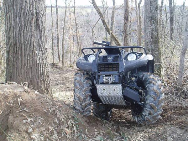 05 Yamaha Kodiak 450