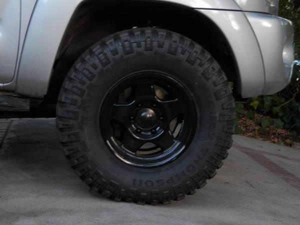 285 75 16 >> 285 75 16 That Fit With A 3 Lift Tacoma World
