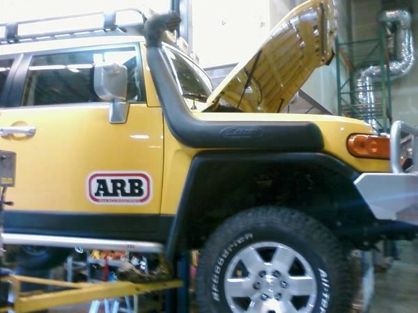 ARB FJ Cruiser