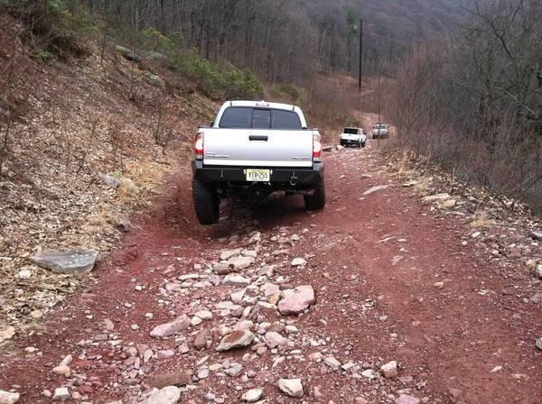 Rausch Creek 040911