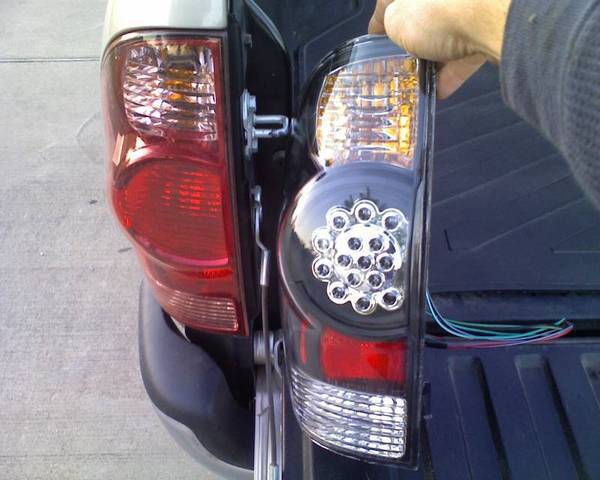 Get Your New Tail Lights