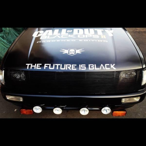 Black Ops II Tacoma