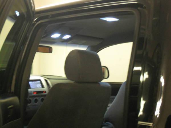 Led interior lights install pics tacoma world for Led glow interior lights installation