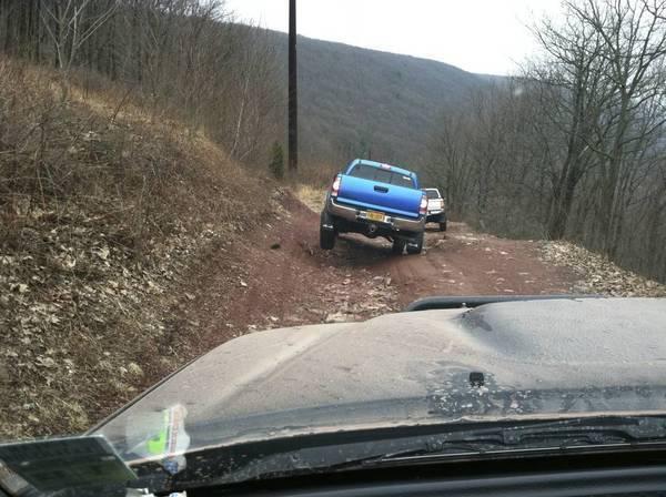 Rausch Creek 4/9/2011