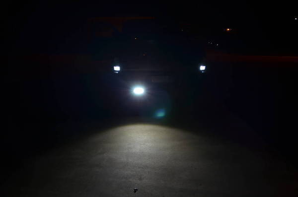 Reverse Light Comparison