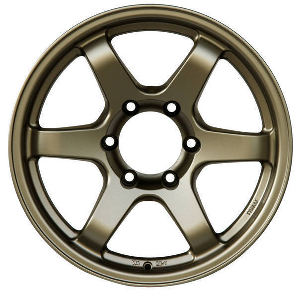 "Konig Six Shooter Wheels - 17x9"" 6x139.7 0mm offset 5"" back spaci"