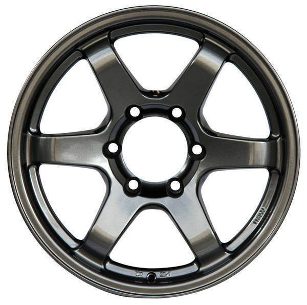 "Konig Six Shooter Wheels - 17x9"" 6x139.7 0mm offset 5"" B-spacing"
