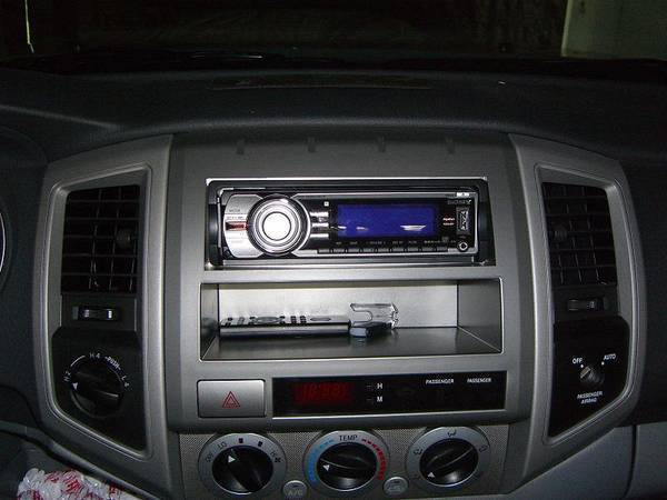Scosche Single DIN Dash Kit