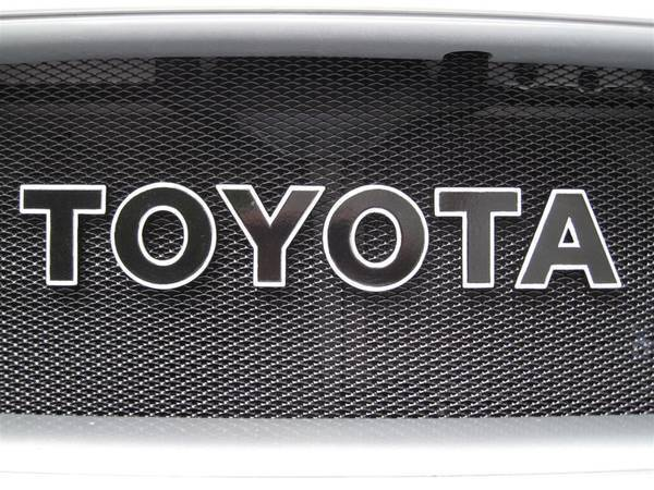Best toyota emblem for quot satoshi quot grille tacoma world