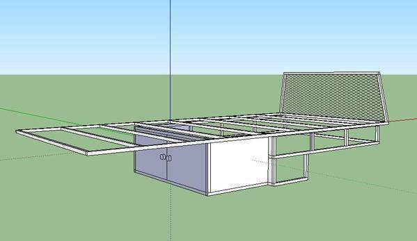 Google sketchup thread page 5 tacoma world forums for Sketchup deck design