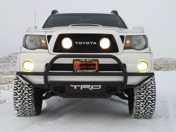 Avid Off Road Light Bar Vs Westin Bull Bar With Skid Plate