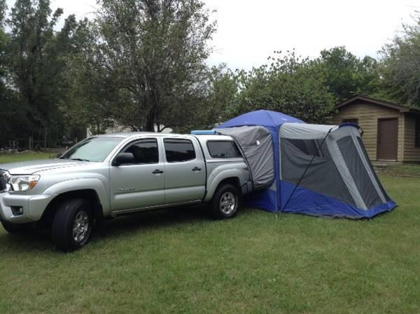 napier sports tent for sale tacoma world. Black Bedroom Furniture Sets. Home Design Ideas
