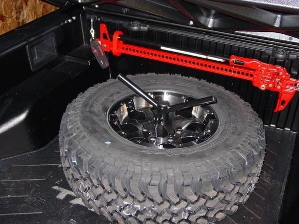 Tire Gate Flat Spare Mount Img
