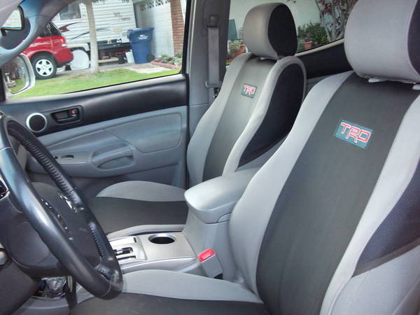 toyota tacoma trd seat covers ebay electronics cars html autos weblog. Black Bedroom Furniture Sets. Home Design Ideas