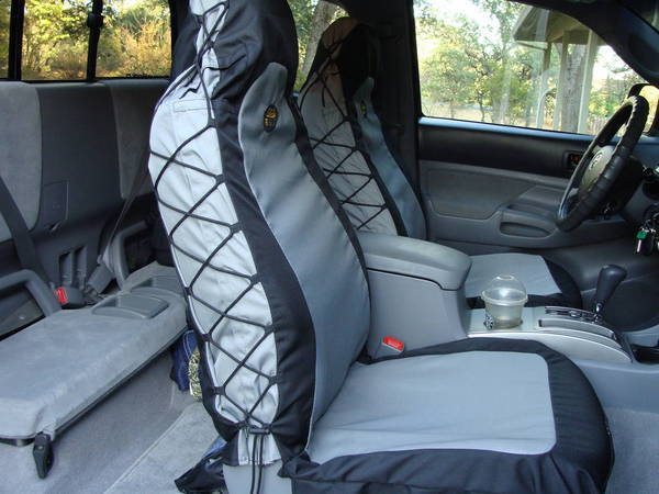 Cabela's Trail Gear Seat Covers | Tacoma World