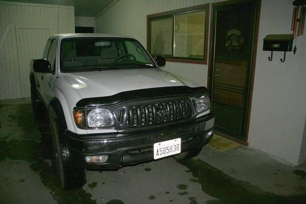 2003 Tacoma Xtracab TRD Auto.