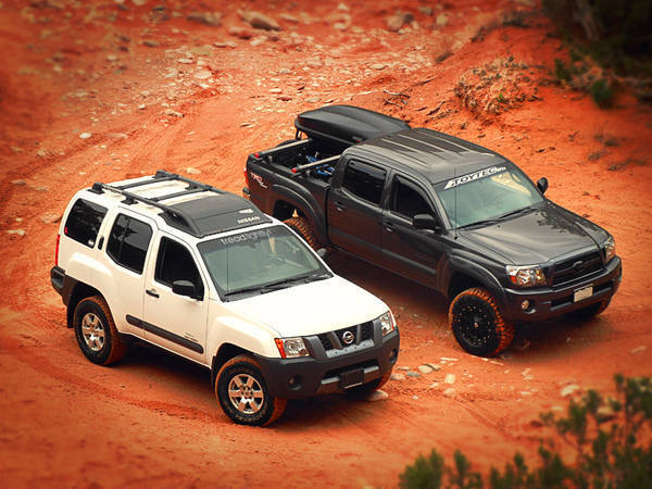 Tacoma_and_Xterra_2012