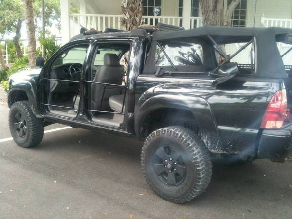 Made some tube doors on a budget...eventually I will get thicker tubes and redo them but for now they\u0027ll do. & What Have You Done To Your 2nd Gen Tacoma Today? | Page 1098 ... Pezcame.Com
