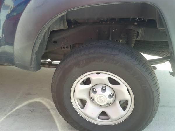 Toyota Suspesion
