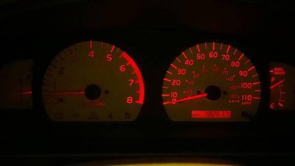 Toyota Supra Toyota Supra Dash Lights