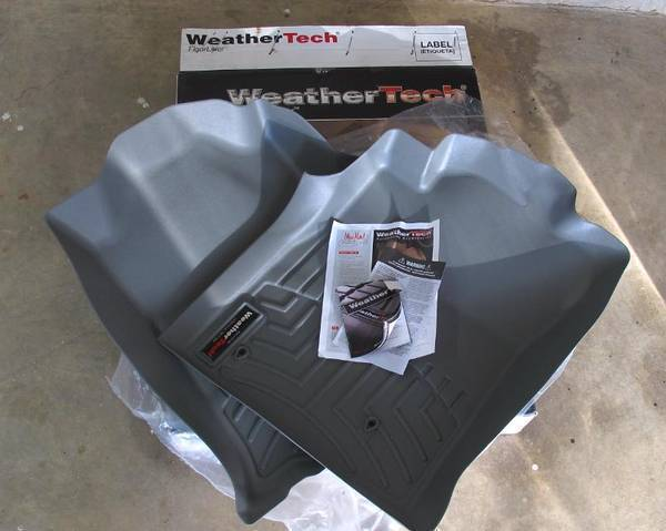 WeatherTech for sale_1