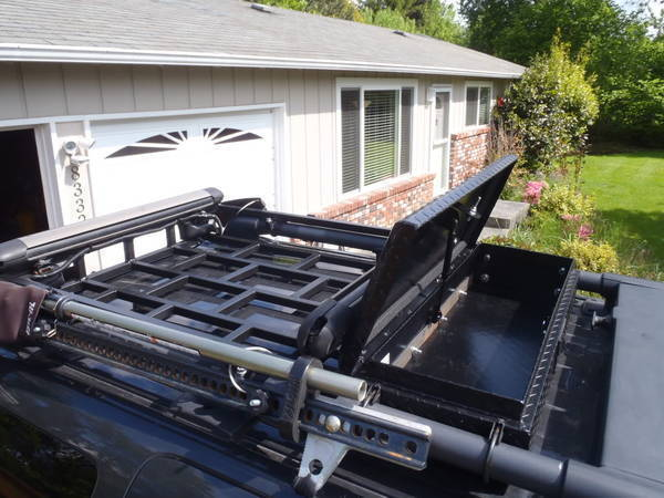 First Gen Tacoma Roof Rack >> Baja Roof Rack Write up (pics and info) | Page 2 | Tacoma World