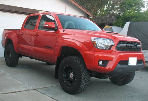 Trd Pro Black Out Tail Lights And Roof Top Tent Ideas